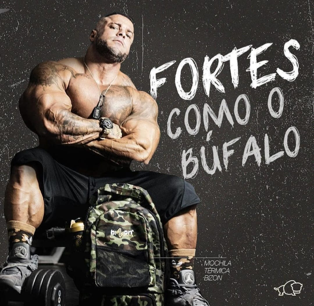 Atleta Bruno Moraes